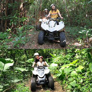 Only 30 minutes from Naha Airport! Jungle Buggy Experience!