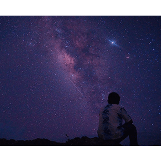 【miyakojima】starry tour and starry sky photo