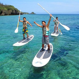 SUP (Wakeboarding) - Ride over the surface of water! Hugely popular package!