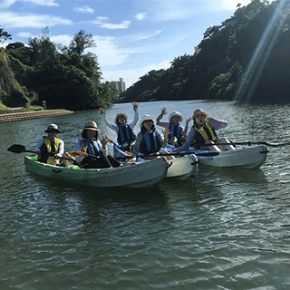 Mangrove Kayak at Higashi River and Snorkeling at Blue Cave!