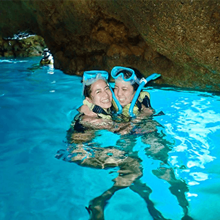 Marine Activities Combo Packge★Blue Cave Snorkelling&BIG MABLE