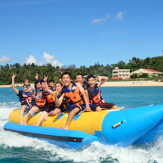 Playground at sea!  Exciting 3 Marine Sports Activities Package!