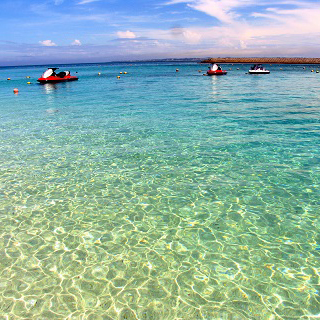 【Minna Island】 Sea Bathing Free Plan