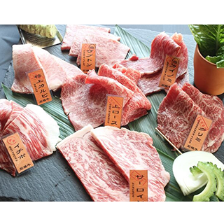 Great for families or groups! An affordable yakiniku plate♪