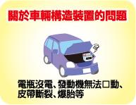 關於車輛構造裝置的問題