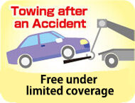 Towing after an Accident