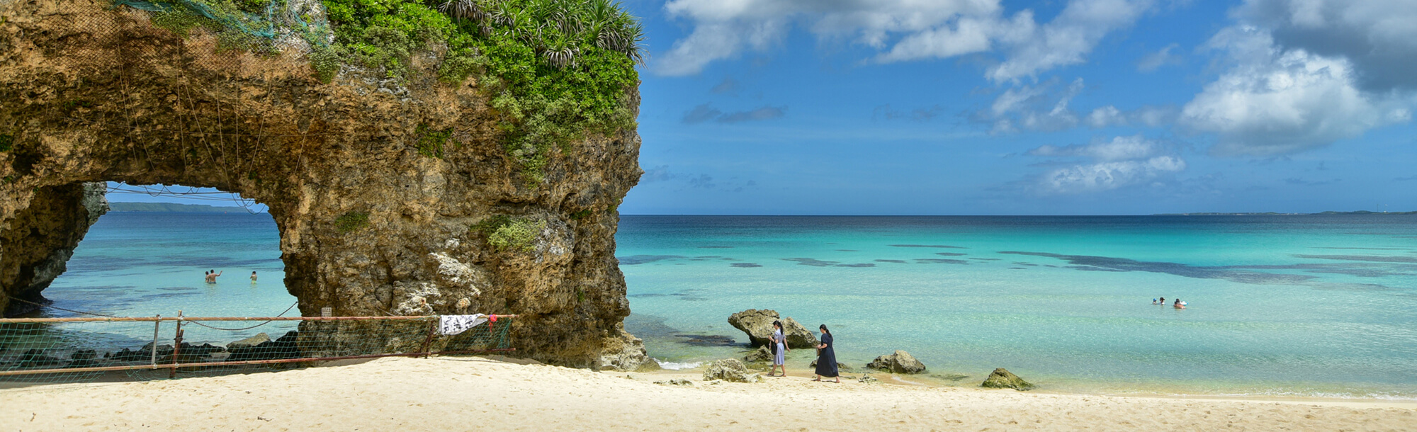 沖縄観光地