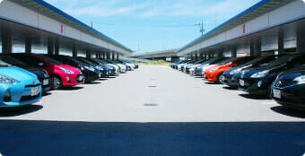 Difference from other car rental companies