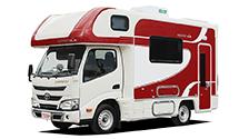 キャンピングカー(7人乗り)