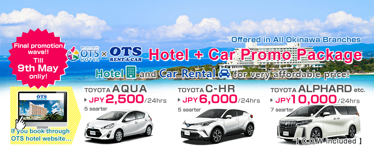 Hotel and Car Rental Package