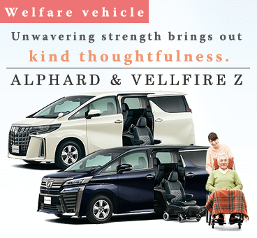 【Okinawa】Welcab 7 (Welfare vehicle ) Promo