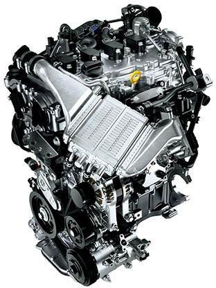 1.2Lターボエンジン