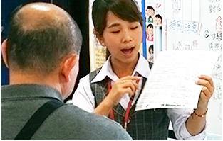 用各國語言(日語・中文韓語・英文)解釋,說明相關交通規則以及道路法規等
