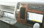 Speaker & car navigator