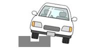 도로 측의 도랑 등 또는 수렁(모래,눈)에 빠짐