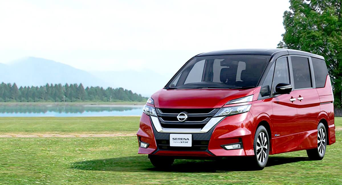 Pro PILOT system equipped! Introduction of Nissan SERENA   OTS Rent ...
